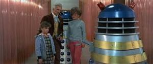 Same, different and Dr. Who and the Daleks (1965)