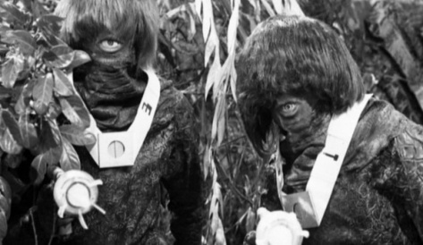 Monster acting, aspirational directing and The Ark (1966
